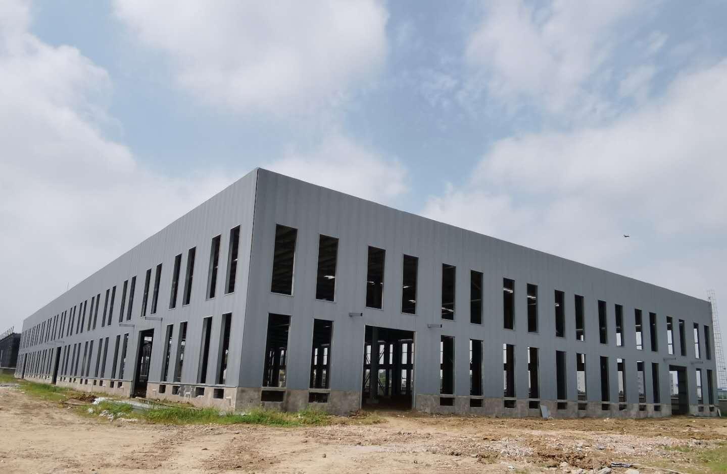 永力通新厂房建设
